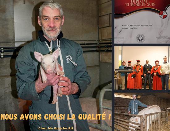 Label Qualité Boucher Quievrain